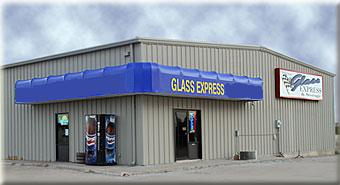 Glass Express & Storage - McCook, NE